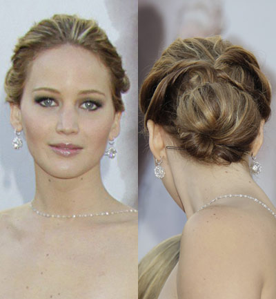 Oscar 2013: looks de belleza made in Hollywood