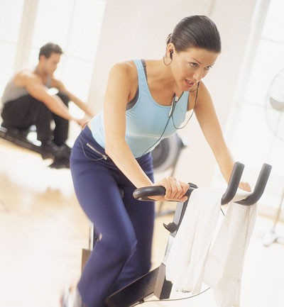 ¿Haces bien spinning?