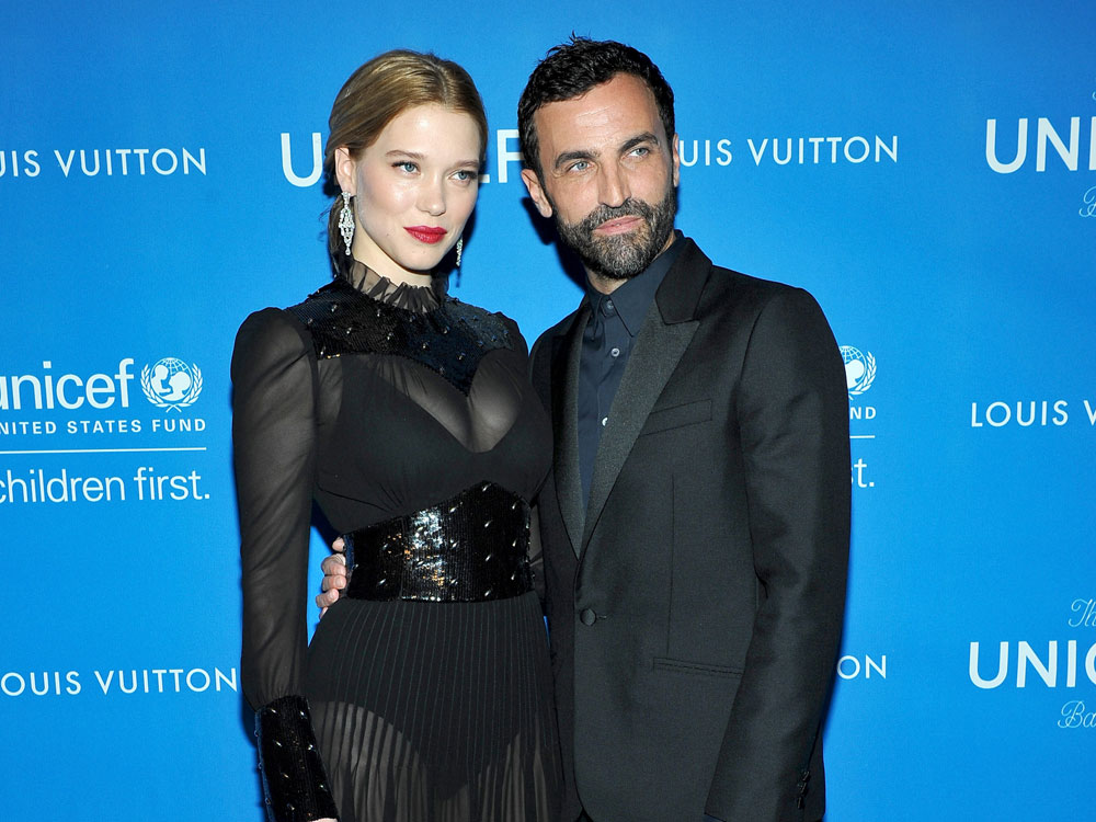 Las celebs asiste a The Unicef Ball by Louis Vuitton