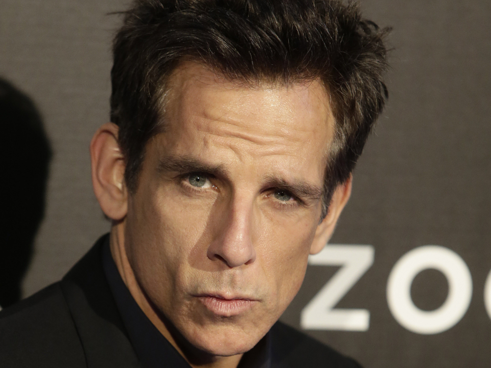 El actor Ben Stiller
