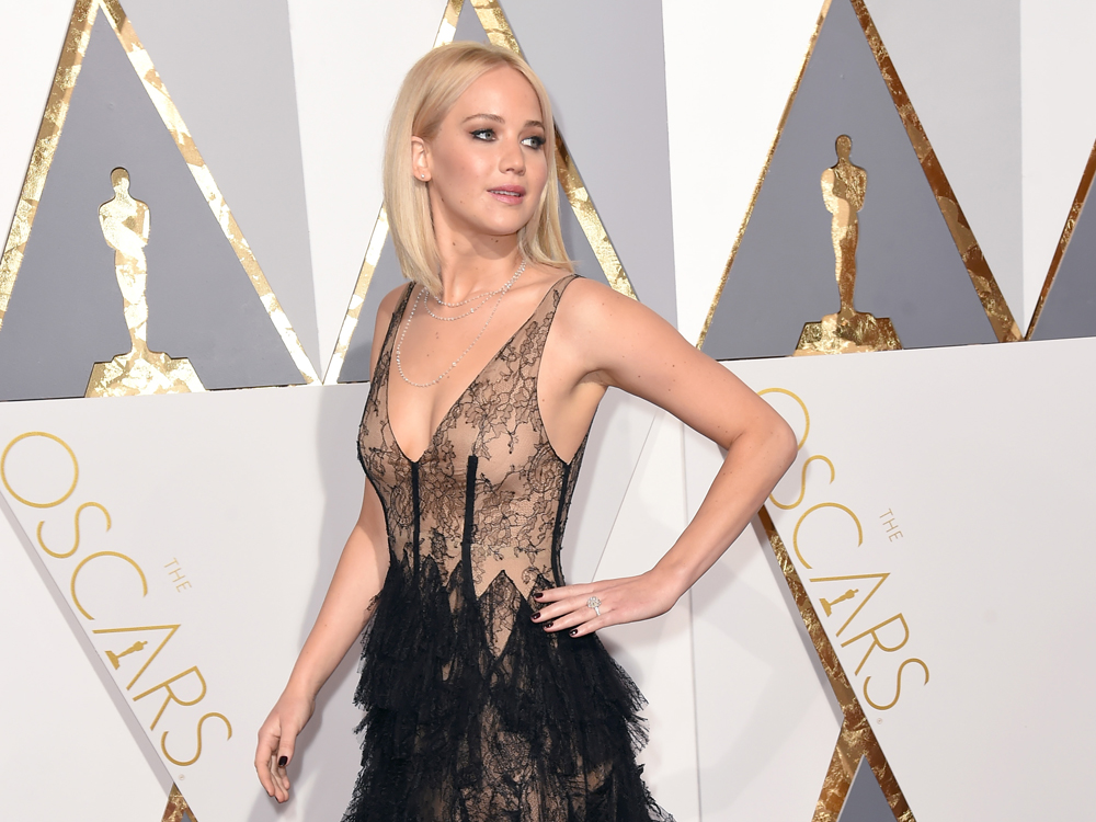 Los cambios de look de Jennifer Lawrence