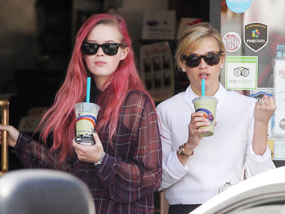 Reese Witherspoon y Ava Phillippe / Gtresonline