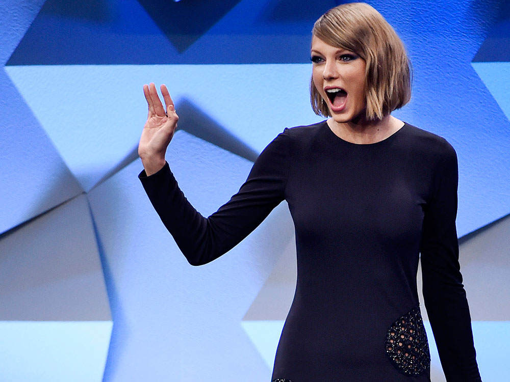 El guardaespaldas viral de Taylor Swift