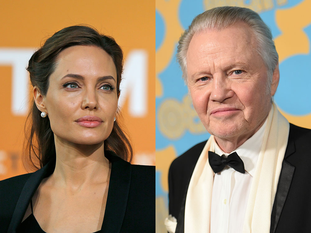 Jon Voight Angelina