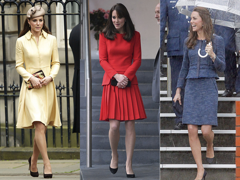 8 reciclajes de Kate Middleton convertidos en noticia