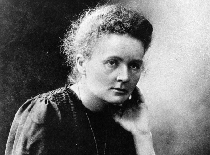 9. Marie Curie