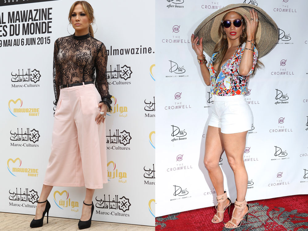 Enfrentamiento de tendencias: culotte vs. short