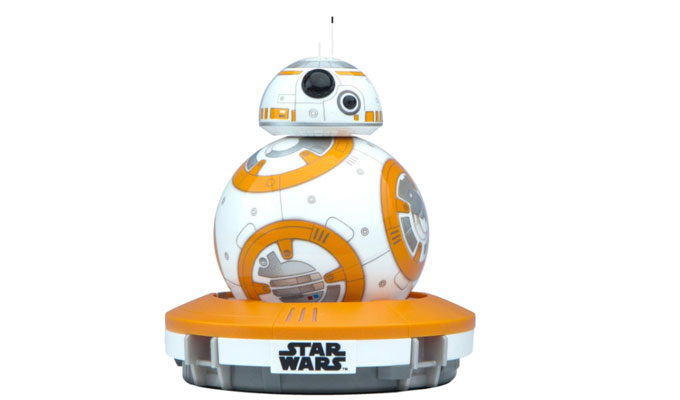 Star Wars BB-8 robot