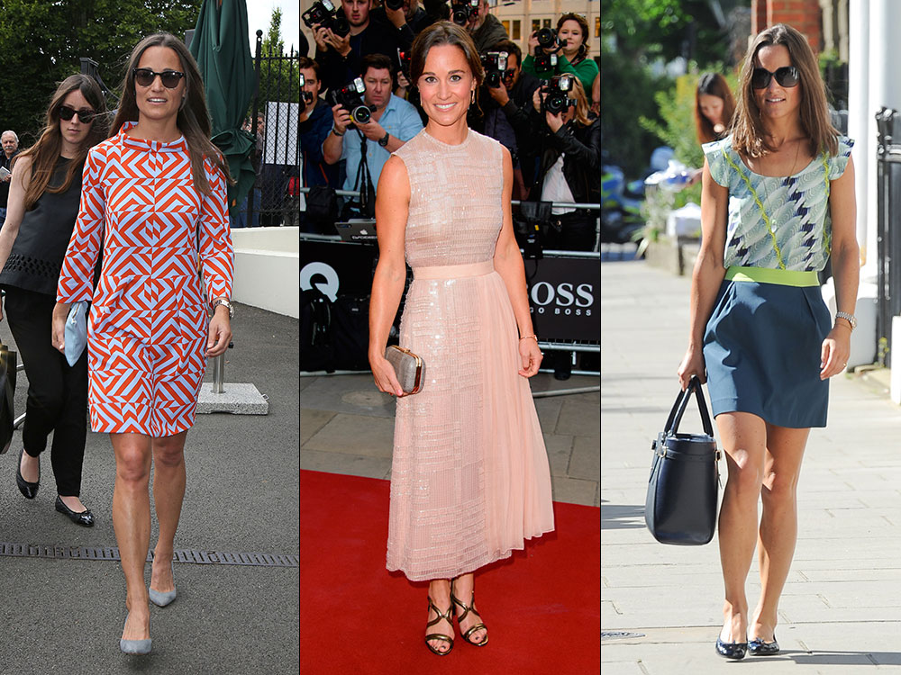 Pippa Middleton, 10 looks de una it camino al altar