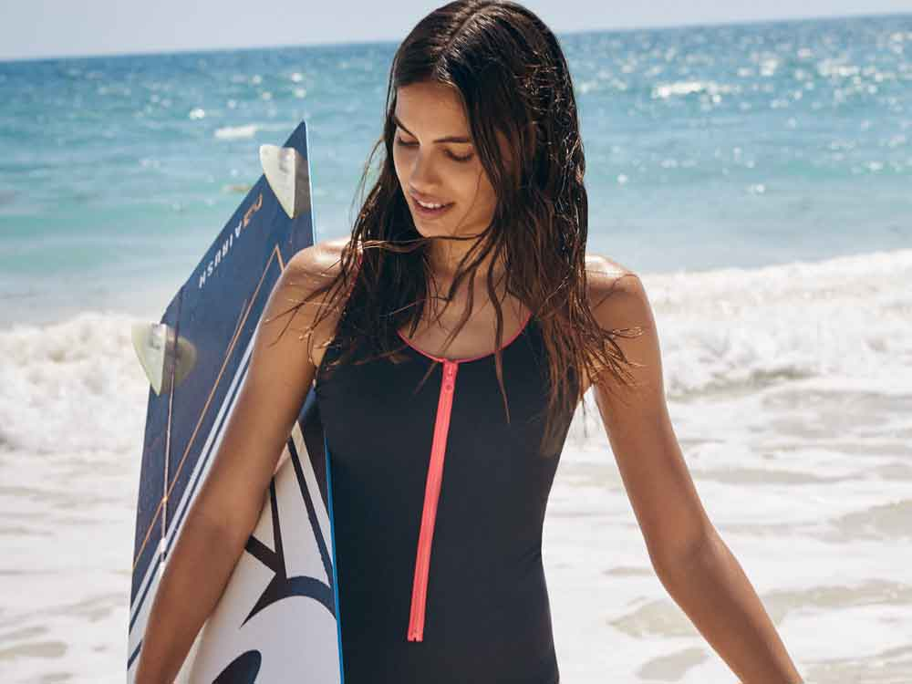 'Surf and chic': súbete a la ola