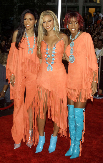 Con Destiny´s Child