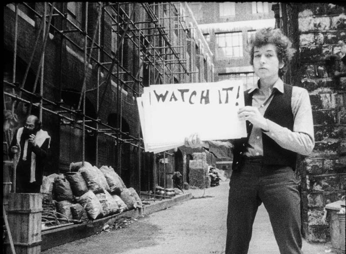 'Subterranean Homesick Blues' (1965)