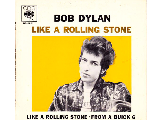 'Like a Rolling Stone' (1965)