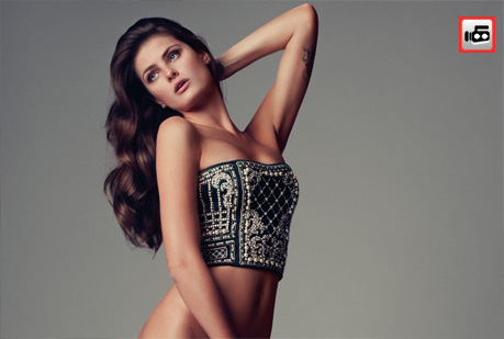 Making of con Isabeli Fontana
