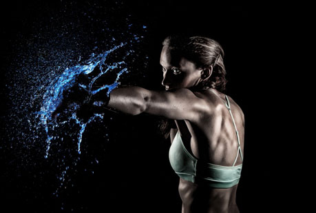 Krav Maga: defensa ante estrangulación contra la pared