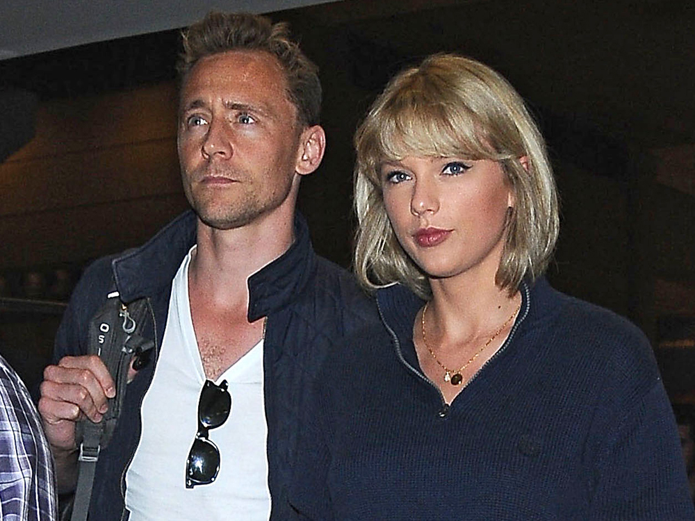 Taylor Swift y Tom Hiddleston rompen su relación