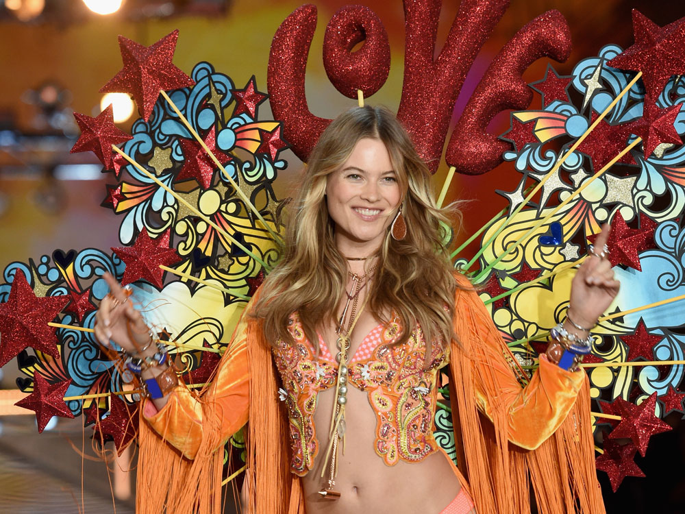 Behati Prinsloo no desfilará para Victoria's Secret